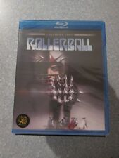 Rollerball Twilight Time Blu-Ray James Caan Limited Edition 3,000 New Original