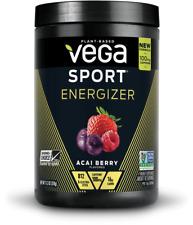 Vega Sport Energizer Acai Berry - 11.2 oz