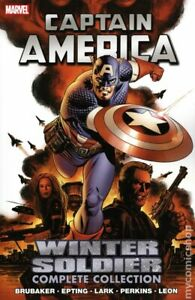 Captain America Winter Soldier TPB Complete Collection #1-1ST NM 2020
