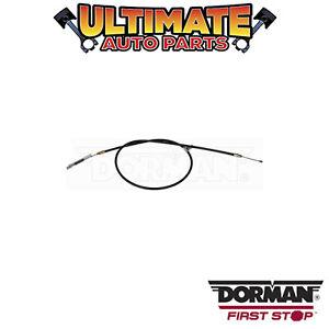 Dorman: C660051 - Parking Brake Cable
