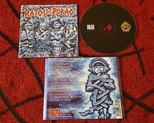 RATOS DE PORAO **Onisciente Coletivo** RARE & VERY SCARCE SPAIN CD Hardcore Punk