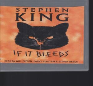IF IT BLEEDS by STEPHEN KING ~UNABRIDGED CD AUDIOBOOK