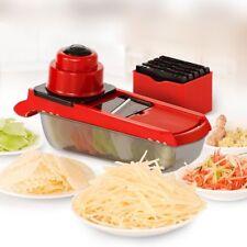 Vegetable Cutter Multifunction Plastic Stainless Steel Blade Potato Fruit Slicer