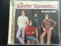 THE  LOVIN` SPOONFUL  -  Greatest  Hits  ,CD  2000 ,  FOLK, ROCK, BUDDHA RECORDS