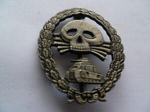 germany ww1/2  PANZER BATT badge  very scarce