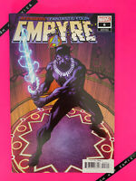 Empyre #6 Incentive 1:50 Mike McKone Black Panther Cover F Marvel 2020 NM