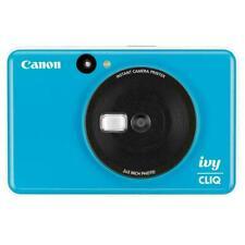 Canon Ivy Cliq Instant Camera Printer - Seaside Blue #3884C003