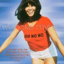 "WENCKE MYHRE ""OH NO NO"" CD NEW+"
