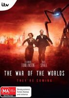 The War Of The Worlds : NEW DVD