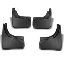 09-15 MERCEDES-BENZ GLK-CLASS X204 MUD FLAPS SPLASH GUARD 4PCS (W/RUNNING BOARD)