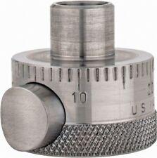 Morton Machine Works Quill Stop 1/2-20 Thread Stop Rods, Bridgeport Milling M...