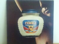 FUMBLE             LP       POETRY   IN  LOTION