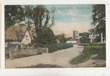 Norton Village Garden City Hertfordshire Vintage Postcard 554b