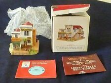 The Americana Collection Liberty Falls Ah102 Cluny & Cluny Real Estate 1996 wBox