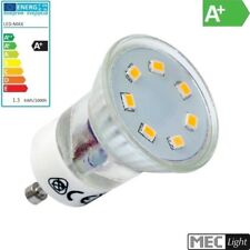GU10 LED Strahler 35mm 7x SMD-Leds - 180Lm - 2,2W(=10W) Kanlux REMI - warm-weiß