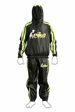 Heavy Duty Fit Sweat Suit Sauna Exercise Gym Suit Fitness Weight Loss