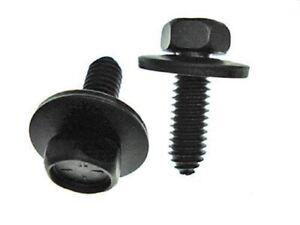 Fits Ford Mercury fender bolts 5/16-18 x 1 w/ 7/8 OD washer black - 25pcs