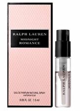 Romance AND Midnight Romance by Ralph Lauren  ONE sample of each FREE SHIP  GIFT