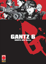 PM3852 - Planet Manga - Gantz 6 Nuova Edizione  - Nuovo !!!