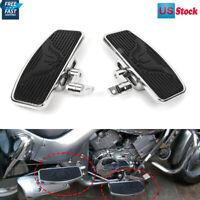 Adjust Front Floorboard Footboards Pedals For Harley Sportster XL 883 1200 Dyna