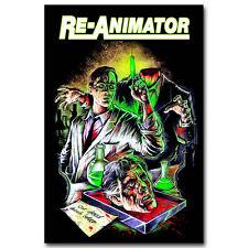 RE - ANIMATOR Classic Horror Movie Art Silk Poster 12x18 24x36 inch