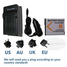 NP-BN1 Battery+charger for Sony Cyber-Shot DSC-W690 DSC-W710 DSC-W730 DSC-W800