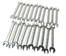 """21x New Proto Wrench Open End 7/16""""x1/2"""" Satin Finish 