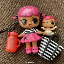 With Lil Cherry LOL Surprise Big Sister Glam Glitter CHERRY dolls dress as Pic.