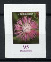 Germany 2019 MNH Knapweed Flowers Definitives 1v S/A Set Flora Nature Stamps