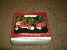 Hallmark Murray Tractor And Trailer 1955 - 1998 Ornament - #5 in the Series