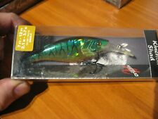MATZUO AMERICA NANO MINNOW JERKBAIT FISHING LURE FIRE TIGER 1//8 oz
