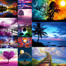 Full Drill Sea Scenery 5D Diamond Painting Cross Stitch Embroidery Art Decor