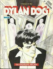 DYLAN DOG - GLI INQUILINI ARCANI 2° Ristampa (Comic Art, 1995) A COLORI
