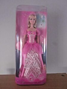 2008 Princess Barbie - NIB (N5240 / N5241)