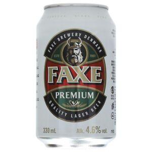 Faxe Premium 4,6% 24 x 0,33 ltr. inkl. Pfand