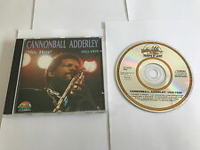 Cannonball Adderley : This Here 1955-1959 CD MINT/EX 8004883531219