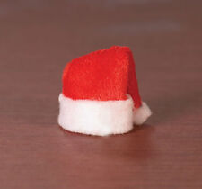 1:12 Scale Red Christmas Santa Hat