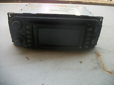 2004-2007 Dodge Caravan Chrysler Town&Country Radio DVD Player Navigation Unit