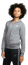 RARE Nike Sportswear Women's Fleece Full-zip Hoodie Bv4128 010 Size XXL