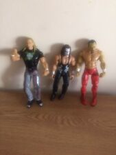 WWE Wrestling Action Figurines / Toy Figures 3 Mattel 2015, 2006 Bundle Listing