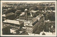 Postkarte Greifswald -Universität, s/w, orig. gelaufen nach Blankenhagen