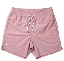 60279bad7c BNWT Pretty Green Dusty Pink Logo Swim Shorts XL RRP £45 S8GMU60098789