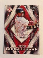 Nomar Garciaparra 2017 Topps Fire #17 Boston Red Sox