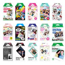 Fuji Instax Mini Instant Films for Mini 7 Mini 8 Mini 9 Mini 70 Mini 90 Mini 125
