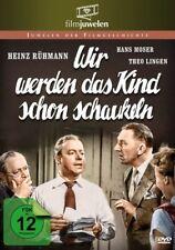 Wir werden das Kind schon schaukeln - Heinz Rühmann, Hans Moser, Filmjuwelen DVD