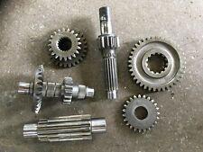 John Deere 400 Set Of Transmission Gears