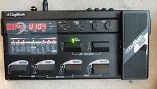 Digitech BP8 Vacuum Tube Bass Preamp Effects Guitar Processor. Valve sound!