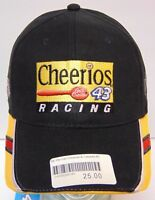 New 2008 NASCAR BOBBY LABONTE CHEERIOS ADJUSTABLE HAT CAP RICHARD PETTY RACING
