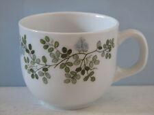 Eschenbach HANNOVER Kaffeetasse Tasse Grüne Ranke mit blauen Blüten Porzellan