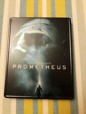 PROMETHEUS BLU RAY VIVA METALBOX RARE AND OOP - RIDLEY SCOTT - STEELBOOK STYLE